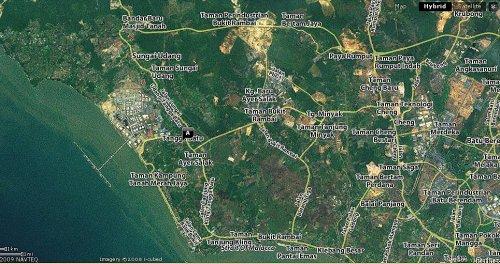 BIDARA PUTERI MAP
